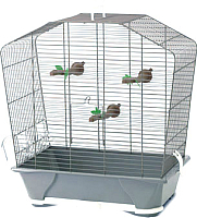 Клетка для птиц Savic Camille 30 (серый) -