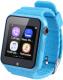Умные часы Wise WG-SW003 X10 (голубой) -