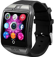 Умные часы Wise Q18 (черный/черный) -