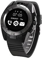 Умные часы Wise SW007 (черный/черный) -