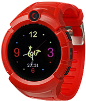 Умные часы детские Wise WG-KD01 (красный) -