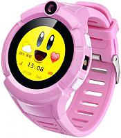 Умные часы детские Wise WG-KD01 (розовый) -