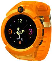 Умные часы детские Wise WG-KD01 (оранжевый) -