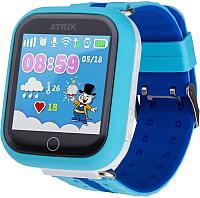 Умные часы детские Wise WG-KD02 (голубой) -