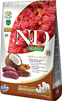 Корм для собак Farmina N&D Grain Free Quinoa Skin&Coat Venison&Coconut (7кг) -