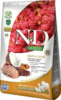 Корм для собак Farmina N&D Grain Free Quinoa Skin&Coat Quail&Coconut (800г) -