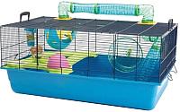 Клетка для грызунов Savic Hamster Sky Metro (голубой) -
