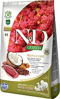 Корм для собак Farmina N&D Grain Free Quinoa Skin&Coat Duck&Coconut (800г) -