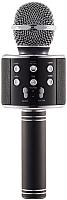 Микрофон Wise WS-858 (черный металлик) -