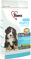 Корм для собак 1st Choice Puppy Medium & Large Breeds (20кг) -