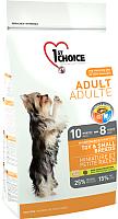 Корм для собак 1st Choice Adult Toy & Small Breeds (350г) -