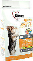 Корм для собак 1st Choice Adult Toy & Small Breeds (2.72кг) -