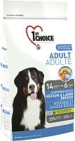 Корм для собак 1st Choice Adult Medium & Large Breeds (7кг) -