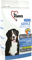 Корм для собак 1st Choice Adult Medium & Large Breed (15кг) -