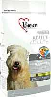 Корм для собак 1st Choice Adult Hypoallergenic Potatoes&Duck (12кг) -
