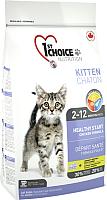 Корм для кошек 1st Choice Kitten Healthy Start Chichen (900г) -