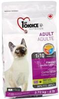 Корм для кошек 1st Choice Adult Finicky Chicken (2.72кг) -