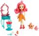 Кукла с аксессуарами Mattel Enchantimals Морская звезда / FKV59 -