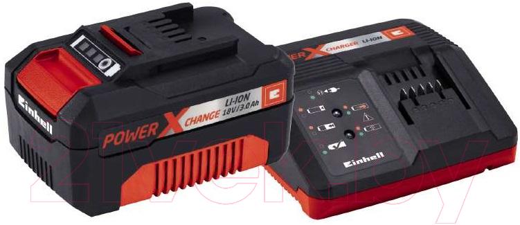 Купить Набор аккумуляторов для электроинструмента Einhell, 4512041 (с зарядным), Китай