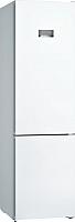 Холодильник с морозильником Bosch KGN39VW22R -