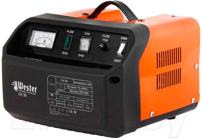 Купить Зарядное устройство для аккумулятора Wester, CH30, Китай