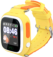 Умные часы детские Ginzzu GZ-505 (желтый) -