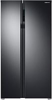 Холодильник с морозильником Samsung RS55K50A02C/WT -