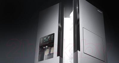 Холодильник с морозильником Samsung RS55K50A02C/WT