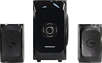 Мультимедиа акустика Nakatomi GS-31 (черный) -