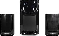 Мультимедиа акустика Nakatomi GS-37 (черный) -