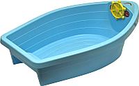 Песочница-бассейн PalPlay Лодочка 308 (голубой) -