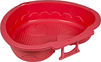 Песочница-бассейн PalPlay Сердечко 434 (красный) -