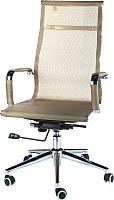 Кресло офисное Norden Helmut Bronze / H-102 (хром/бронзовый) -