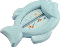 Термометр Sun Delight Рыбка YG6008 (голубой) -