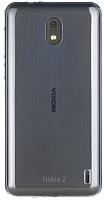 Чехол-накладка Nokia CC-104 (прозрачный) -