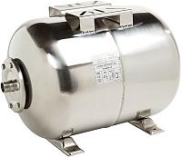 Мембранный бак IBO 80л (нержавеющая сталь) -