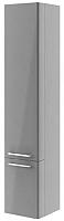 Шкаф-пенал для ванной Ravak SB 300 R Ring / X000000774 (серый) -