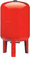 Мембранный бак IBO 50л (для отопления) -