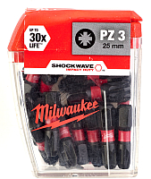 Набор оснастки Milwaukee Shockwave Impact Duty 4932430869 -