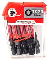 Набор бит Milwaukee Shockwave Impact Duty 4932430877 -