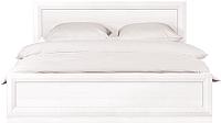 Каркас кровати Black Red White Malta B136-LOZ160x200 (лиственница сибирская/орех лион) -