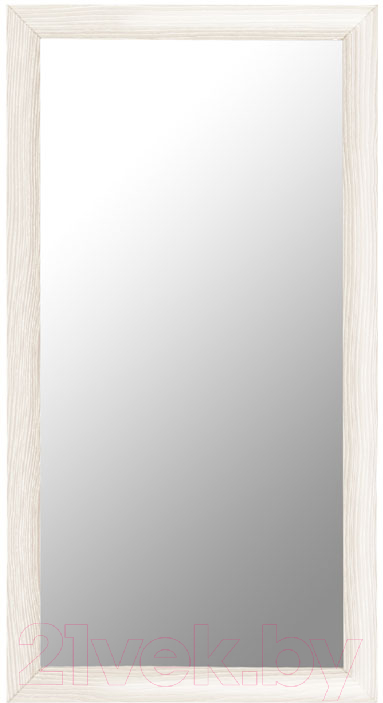 Купить Зеркало интерьерное Black Red White, Коен LUS/58 (ясень снежный), Беларусь, дерево беленое