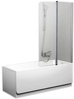 Стеклянная шторка для ванны Ravak CVS2-100 R (7QRA0100Z1) -