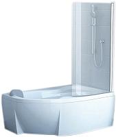 Стеклянная шторка для ванны Ravak CVSK1 Rosa 160/170 R (7QRS0U00Y1) -