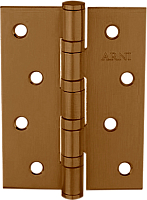 Петли дверные Arni 100x75 MAB -