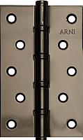Петля дверная Arni 125x75 black -