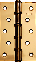 Петля дверная Arni 125x75 PB -