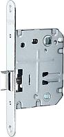Защелка врезная с фиксацией Arni 170 CP овальная (металл) -