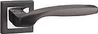 Ручка дверная Lockit Виченца AL MBNB/PC -