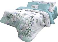 Комплект постельного белья Нордтекс Verossa Constanta Branch VRP Сonst 2501 22028+4846 -